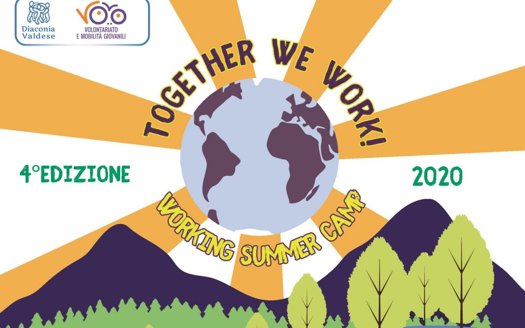 WORKING SUMMER CAMP | 1-8 AGOSTO 2020